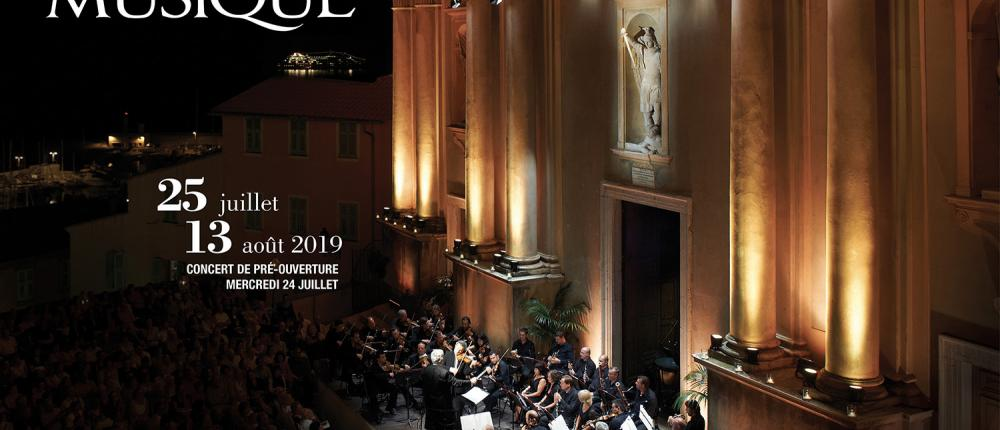 The 70th edition of the Menton Music Festival
