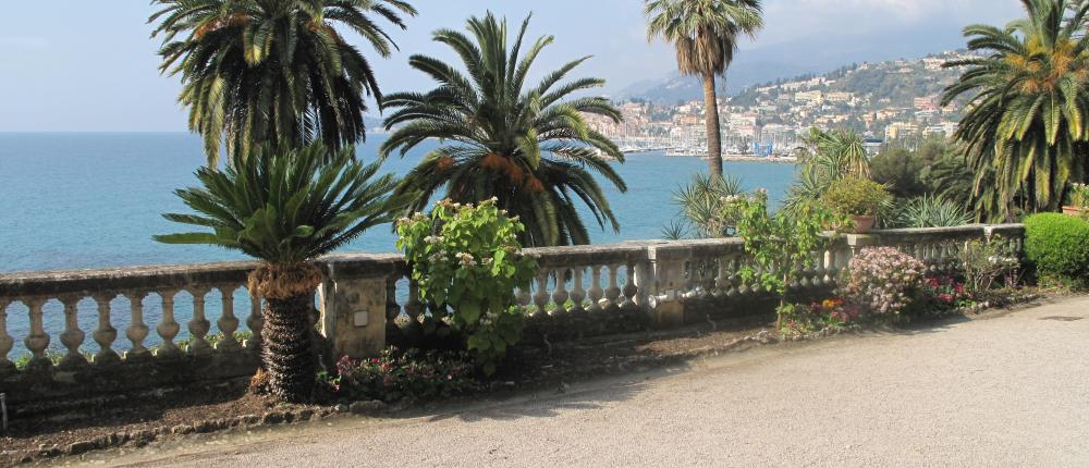 A guided tour of the Jardin Maria Serena